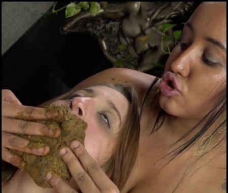 Lesbian Scat Domination (Sophia Faber And Penelope) Enormous Big Scat By Sophia Faber And Penelope – Take My Enormous Shit In Your Little Sweet Mouth [SD] Lesbian Scat, Scat Girls