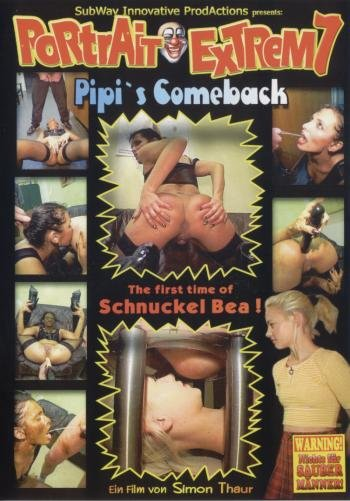SubWay Innovate ProdAction (Pipi, Schnuckel Bea) Portrait Extrem 7 - Pipi`s Comeback [DVDRip] BDSM Scat, Pissing
