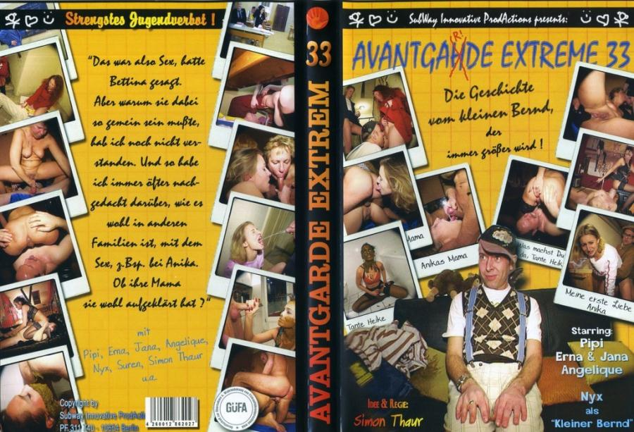 Subway Innovative Productions (Pipi, Jana, Erna, Angelique) Avantgarde Extreme 33 [DVDRip] Scatting, Domination Scat