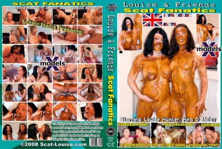 Germany (Louise Hunter, Kira, Maisy) Louise & Friends 7 - Scat Fanatics [DVDRip] Dirty Anal, Scat Lesbian