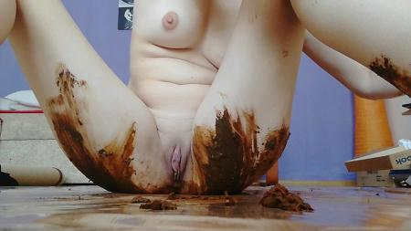 Scatting (DianaSpark) Dirty BlowJob – Dirty fuck [HD 720p] Damage, Solo Scat