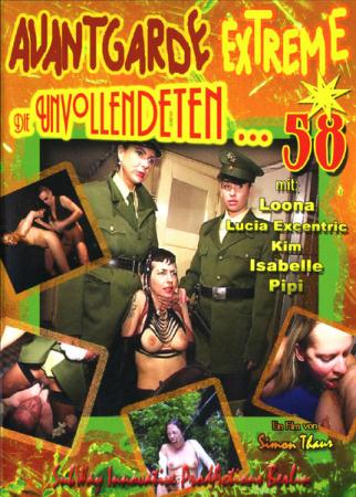 KitKat (Loona, Donna Excentric) Avantgarde Extreme 58 [DVDRip] Germany, Sex Scat