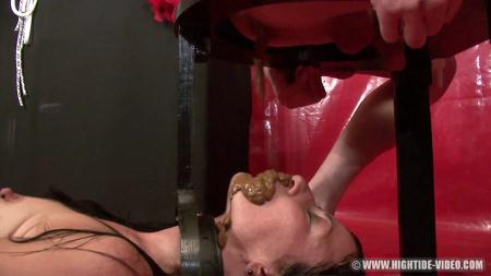 Hightide Video (Rieke, Master) The Brown Throne [HD 720p] Scat Humiliation