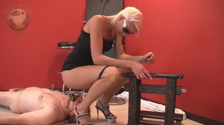 Scat-Movie-World (Lady Chantal, Miss Cherie) Very dirty scat session [HD 720p] Scat, Pissing, Femdom, Humiliation