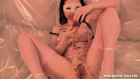 Hightide Video (Regina Bella) Private Clips Vol. 1 [DVDRip] Scat, Vomit, Masturbation, Solo