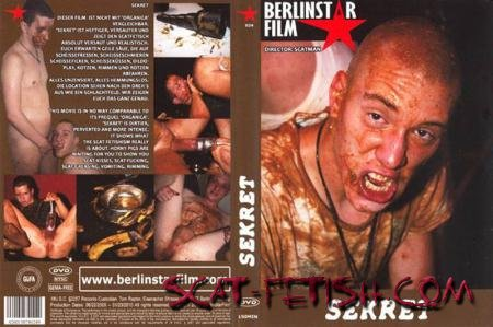 Berlin Star Film (Scatman) Sekret [DVDRip] Germany, Gay Scat
