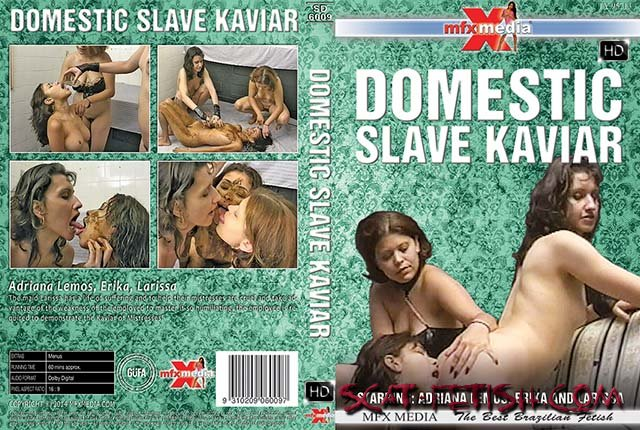 MFX Media (Adriana Lemos, Erika, Larissa) [SD-6009] Domestic Slave Kaviar [HDRip] Lesbian, Domination