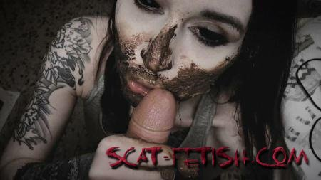 Blowjob Scat (DirtyBetty) REAL DIRTY SCAT BLOWJOB GIRL [HD 720p] Extreme Scat, Teen