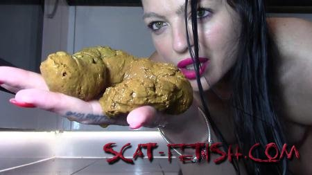 Milf Scat (Evamarie88) Im a Dirty Scat Whore [FullHD 1080p] Cowardice, Solo