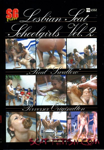 SG-Video (Brazilian Amateur Girls) Lesbian Scat Schoolgirls 2 [DVDRip] Domination, Germany