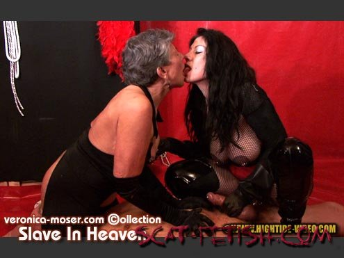 Hightide-Video (Veronica Moser, Angelina) VM56 - SLAVE IN HEAVEN [HD 720p]