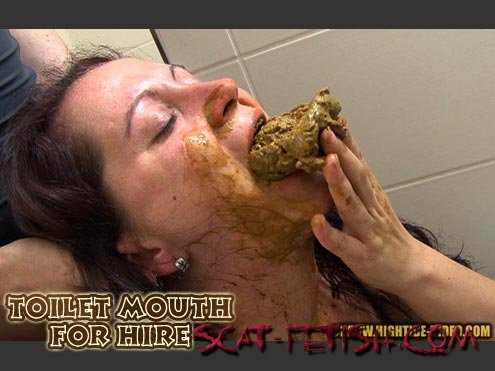 mouth scat