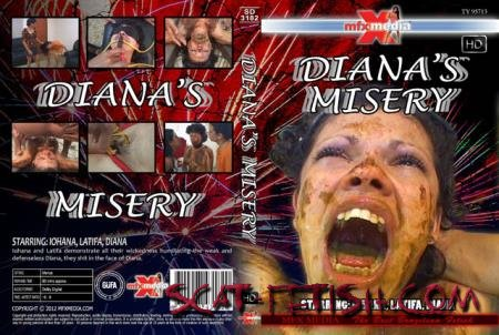 MFX Media (Iohana, Latifa, Diana) SD-3182 Diana's Misery [HDRip] Domination, Brazil