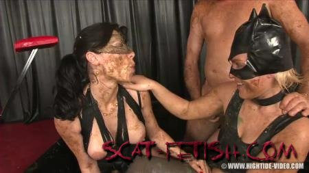 Hightide-Video (Regina Bella, Gina) Pushing the Limits 2 [HD 720p] Enema, Latex