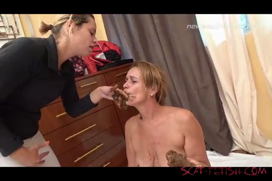 NewScatInBrazil.com (Chris, Leslie) Pay Your Bills Оr... [HD 720p] Lesbian, Domination