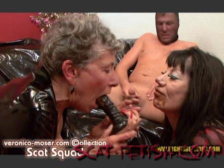 Hightide-Video (Veronica Moser, Angelina) VM52 - SCAT SQUAD [HD 720p]