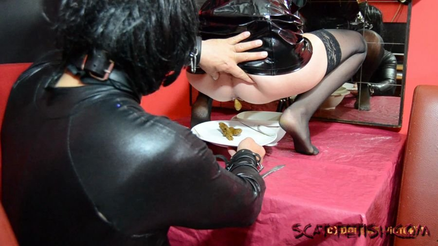 Amarotic.com (Vici) Eat My Scat [FullHD 1080p] Rubber, Domination
