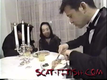 Japan Scat (Purge) Squirmfest [DVDRip] Scat Fuck, Anal