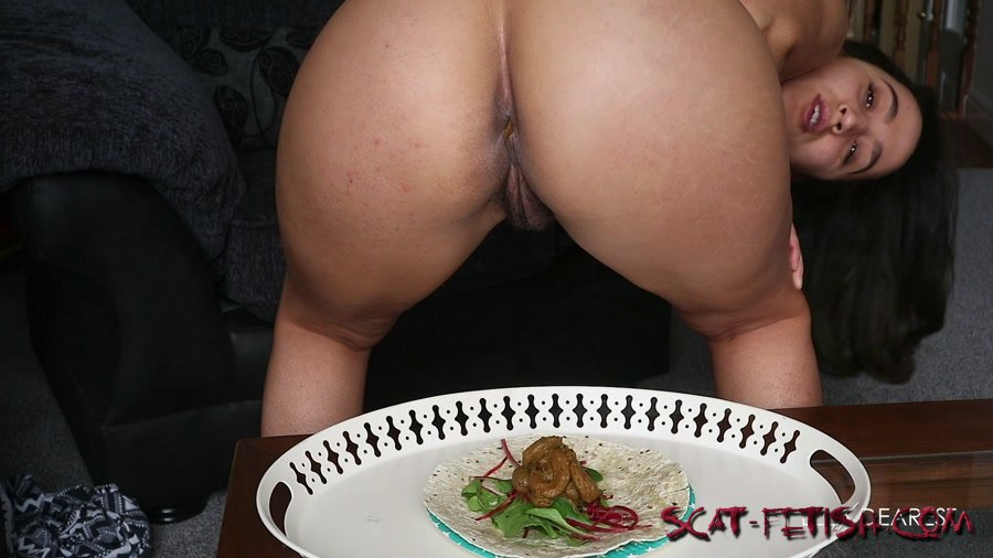 Defecation (EllaDearest) Special Lunch For My Lover [FullHD 1080p] Scatology, Solo