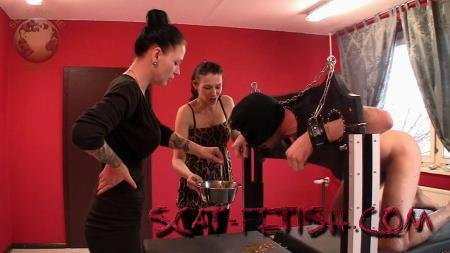 Scat-Movie-World (Lady Chantal, Miss Jane) Scatting and instiled [HD 720p] Domination, Spanking