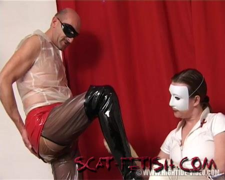 Hightide (Chris-Extreme, 2 Male Patients) Rubber Shit Clinic [SD] Scat, Pissing, Rubber