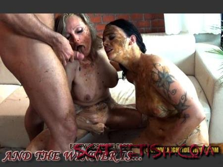 Hightide (Betty, Desiree, 1 male) BETTY PRIVATE AND THE WINNER IS... [HD 720p] Sex Scat, Blowjob