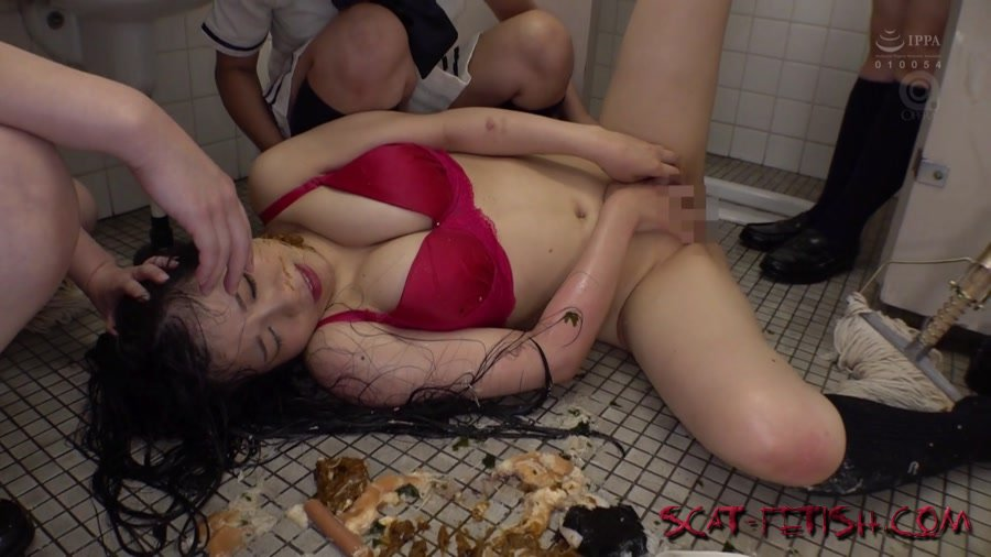 OPUD-297 (Masamo Ayase) Treasure Gerorosca M Man Training Girls [FullHD 1080p] Humiliation, Japan, Vomit