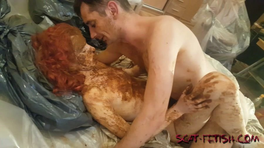 Scat Fuck (Aria) Christmas Shitty Massacre. Part 5 [FullHD 1080p] Sex Shit, Eating