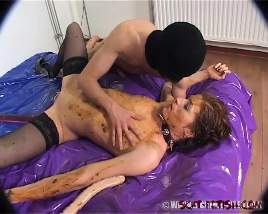 Hightide Video (Scat British) Bizarre Shit [SD] Scat Fuck, Anal