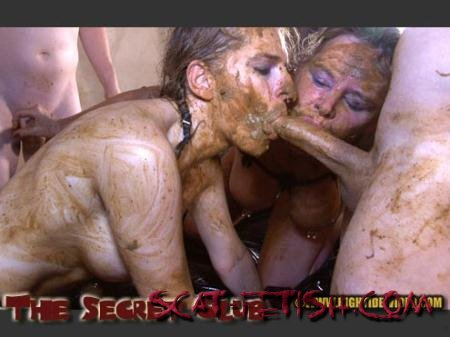 HightideVideo (Julia, Sexy, Penelope, 5 males) THE SECRET CLUB [HD 720p] Anal, Amateur, Group