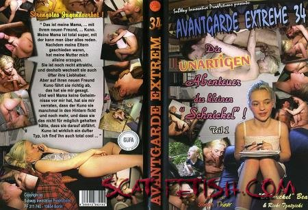 Subway Innovative Productions (Schnuckel Bea, Ricky Tzatzicky) Avantgarde Extreme 34 [DVDRip] Germany, Blowjob, Sex Shit