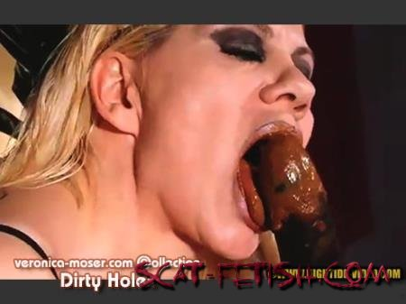 Hightide-Video.com (Veronica Moser) VM71 - DIRTY HOLES [HD 720p] Solo, Milf, Masturbation