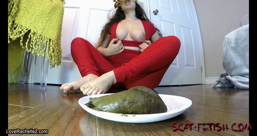 Poop (LoveRachelle2) Auntie Gives You Farts… And A Stinky Meal! [UltraHD 4K] Defecation, Solo