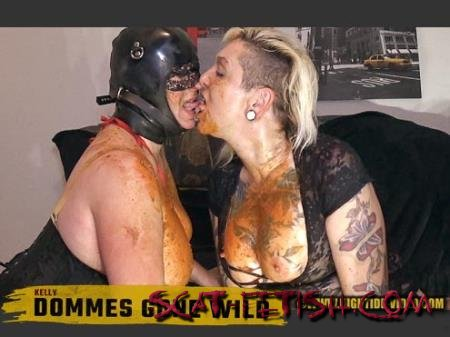 Hightide-Video.com (Pia, Kelly) DOMMES GONE WILD [HD 720p] Defecation, Milf, Latex