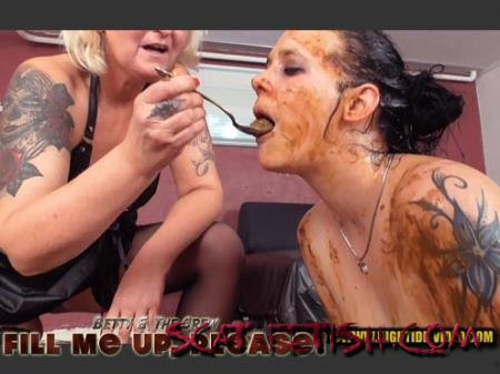 Hightide-Video.com (Betty, Marlen, 2 males) BETTY & THE CREW - FILL ME UP PLEASE [HD 720p] Blowjob, Eating