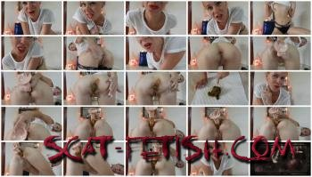 Extreme (MissAnja) Eat Shit, Sniff Farts Straight From My Ass [FullHD 1080p] Scatology, Solo