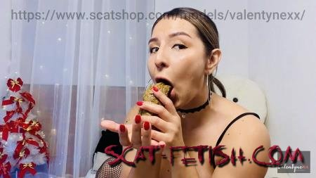Eat Shit (Valentynexx) Licking my hard poo! [FullHD 1080p] Brazil, Solo